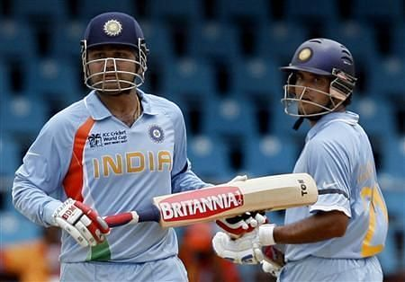 Image result for sehwag and ganguly in world cup