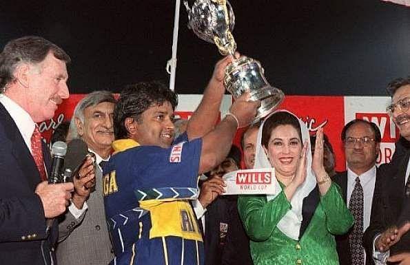 1996 உலகக்கிண்ண சாம்பியன்