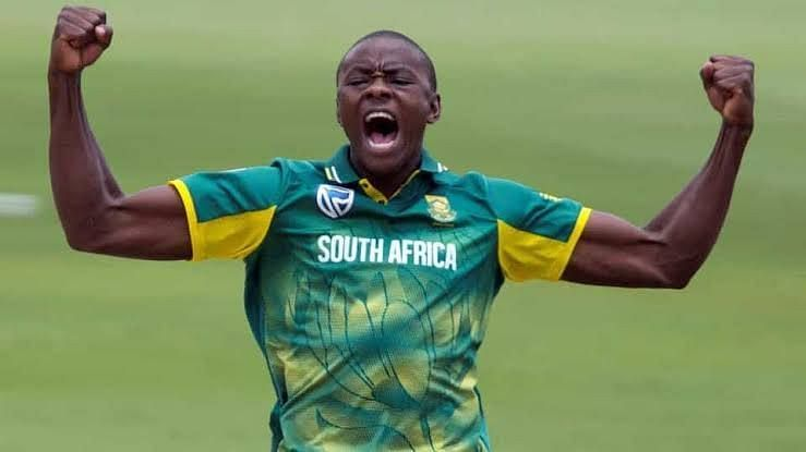 Kagiso Rabada is touted as one of South Africas best ever pacers