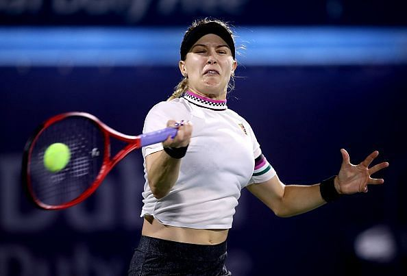 Dubai Duty-Free Tennis Championships - Day One