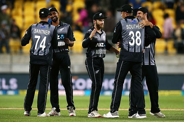 New Zealand beat India handsomely