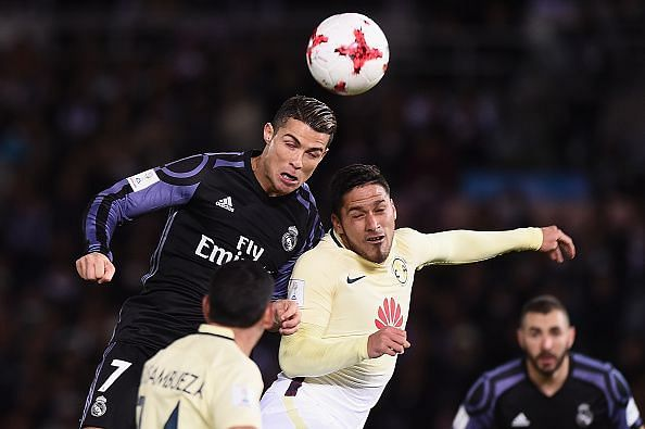 Ronaldo scored at least 50 goals in all competitions for six consecutive seasons.
