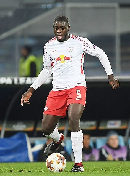 Upamecano is ruled out with injury