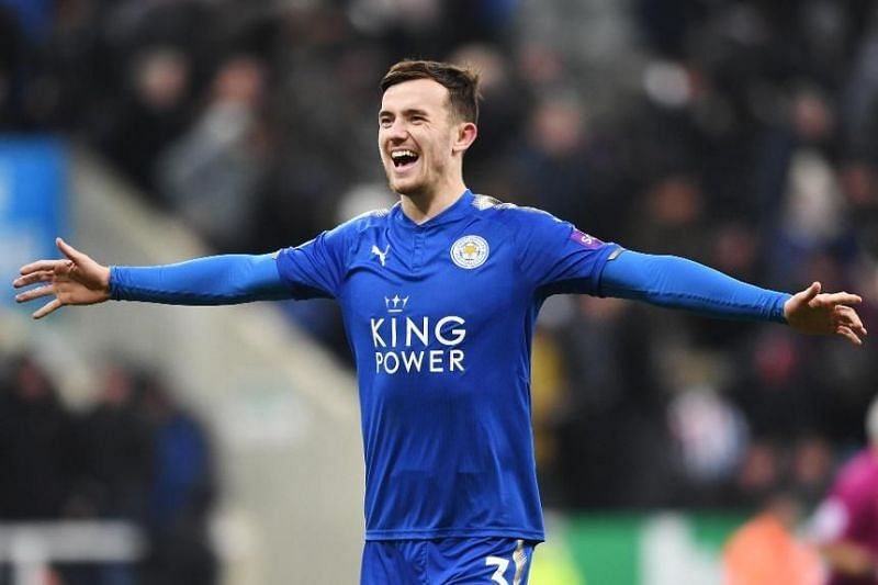 Chilwell could fill the left-back spot