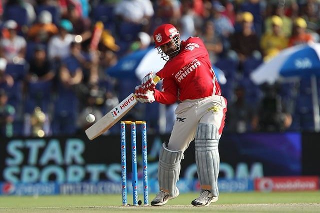 Virender Sehwag scored a century for the Punjab Kings in the IPL 2014 Playoffs