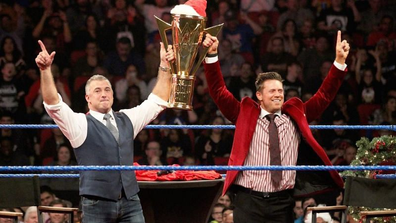 The title run for the Best Tag Team in the World might be prolonged due to the arrest