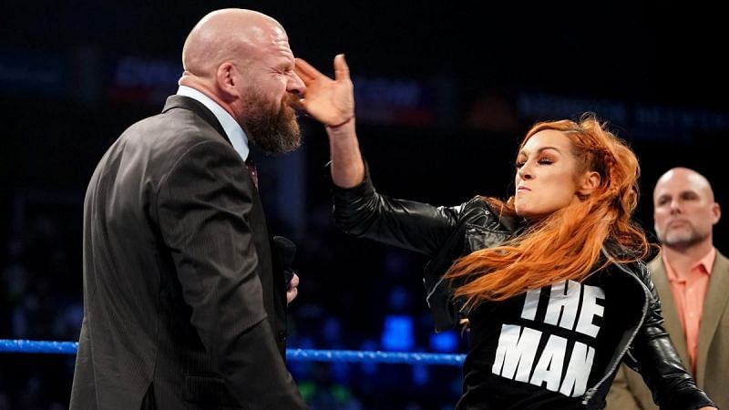 Definitely not the most exciting episode of SmackDown Live, really
