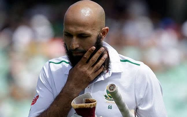 Amla gone for just 3 runs today