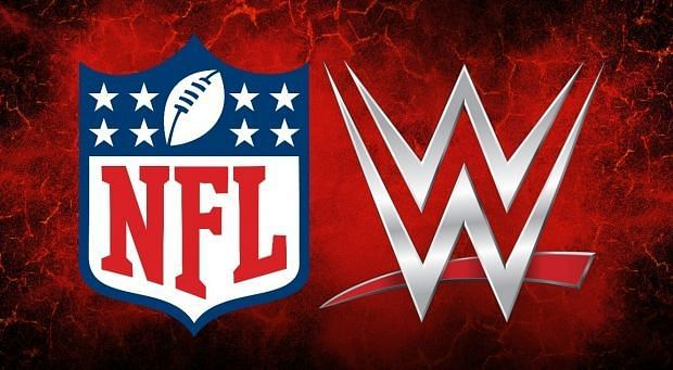 There are a lot of crossover fans between NFL Teams and players and WWE superstars.