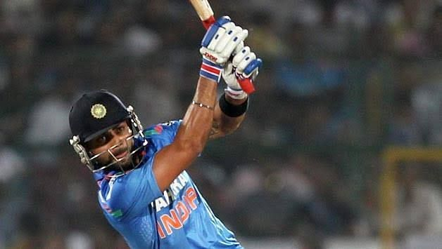 Fastest indian batsman to century in odi
