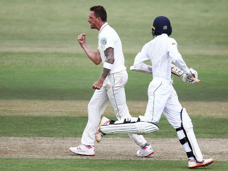 Steyn 7th highest wicket taker