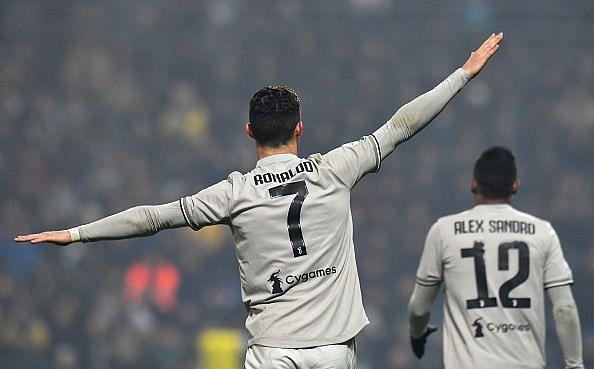 Can Juventus make it 24 matches unbeaten?