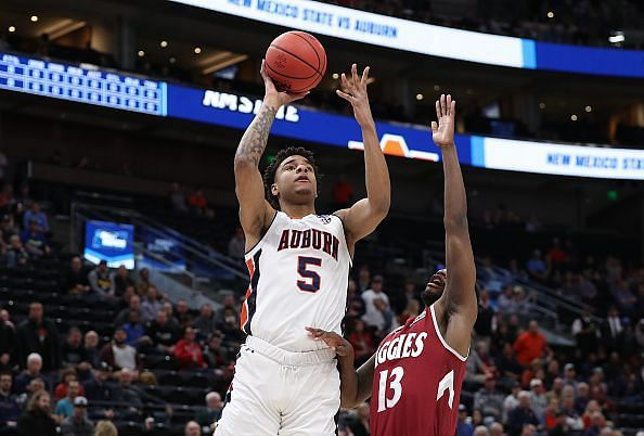 Chuma Okeke was dominant before an injury forced him to the sidelines