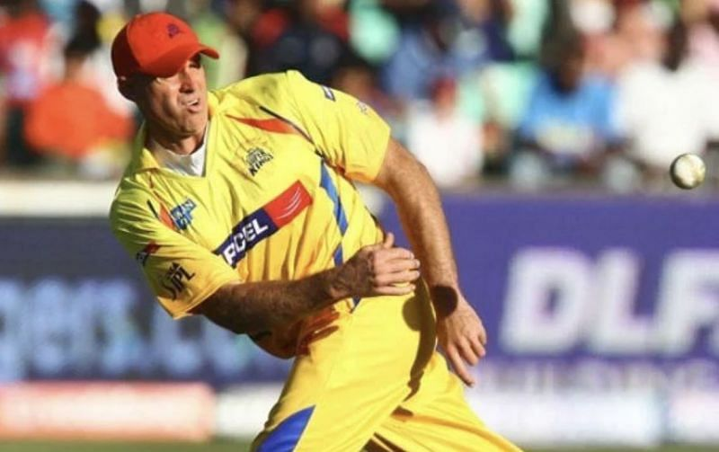Hayden was the Orange Cap holder in the 2nd edition of the IPL