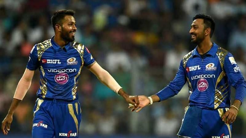 Pandya brothers have a long journey ahead with MI