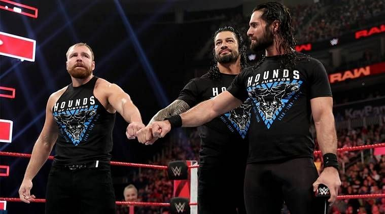Ambrose performs better in The Shield