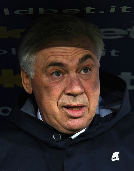 Ancelotti was the first piece of QSI