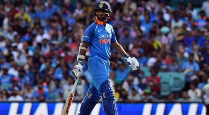 His form has seen a major dip since Asia Cup 2018