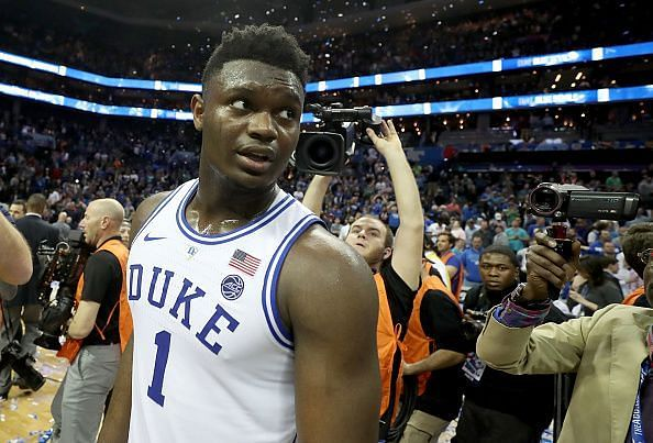 Zion Williamson is likely to be involved