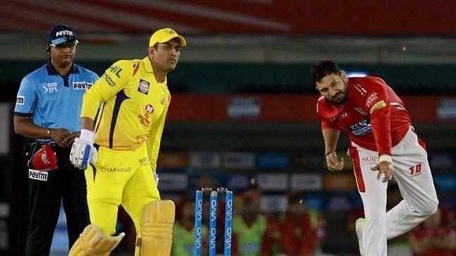 Dhoni And Yuvaraj Singh