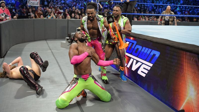 Kofi Kingston is riding a wave of momentum. What if he goes all the way at WrestleMania?