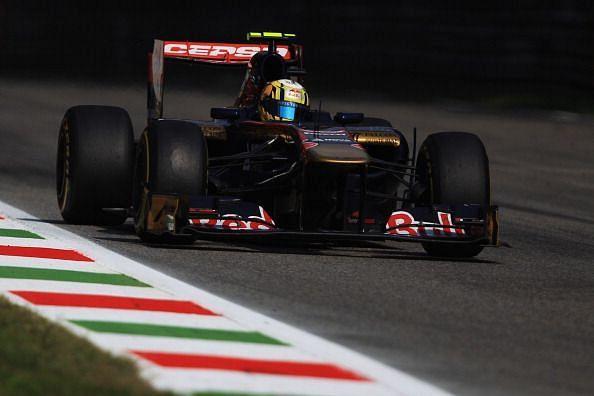 Jaime Alguersuari never got a real chance to succeed in Formula 1.