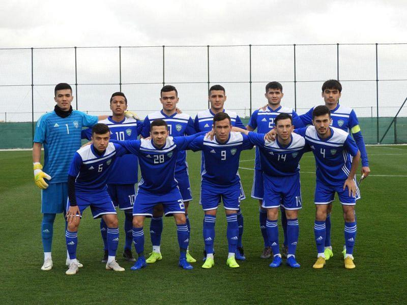 Uzbekistan U-23 team held a camp in Spain