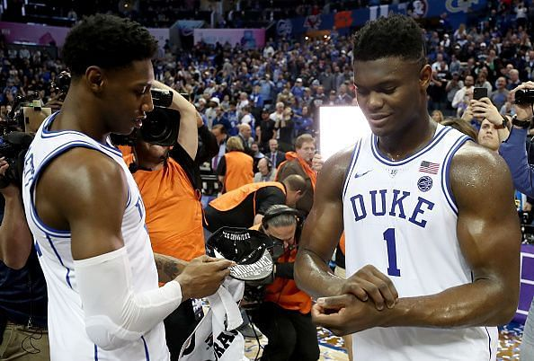 Duke recorded a comfortable opening round win