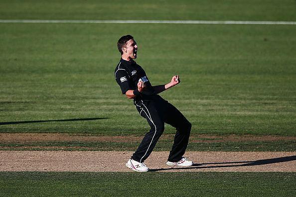 New Zealand v Australia - 3rd ODI