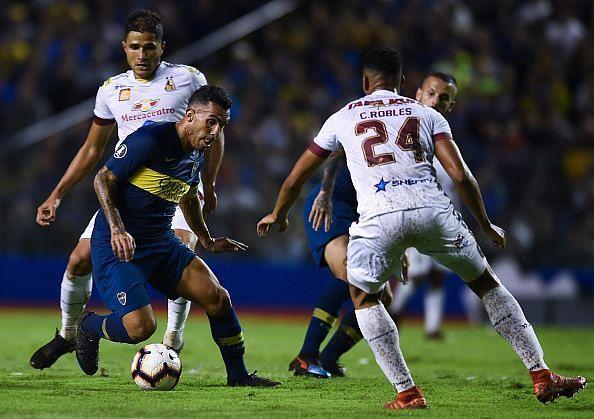 Boca Juniors v Deportes Tolima - Copa CONMEBOL Libertadores 2019
