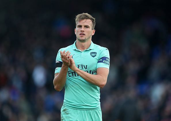 Rob Holding Profile Picture