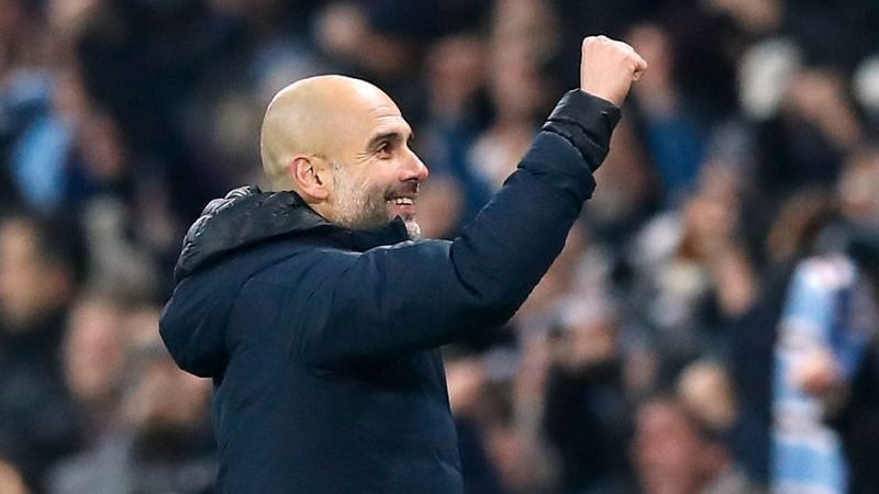 Manchester City are willing to bolster Guardiola