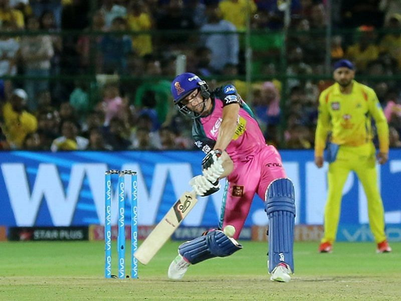 Buttler Playing for Rajasthan Royals in IPL