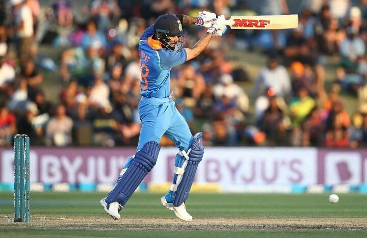 Virat Kohli - Run Machine of India