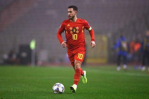 Euro 2020 Qualifiers Belgium Squad List And Predicted Line Up