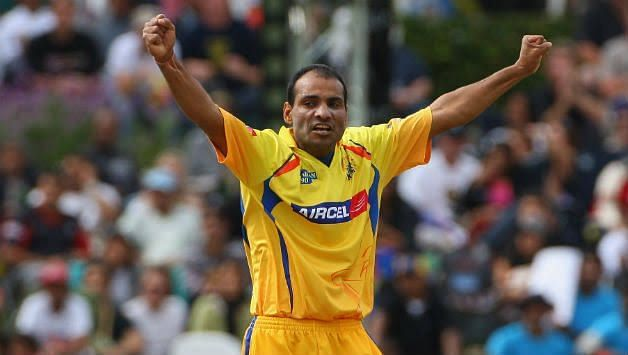 In the first edition of the IPL, Joginder represented Chennai Super Kings under MS Dhoni