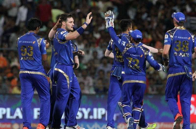 Mumbai Indians will be looking to notch up their second consecutive victory today.