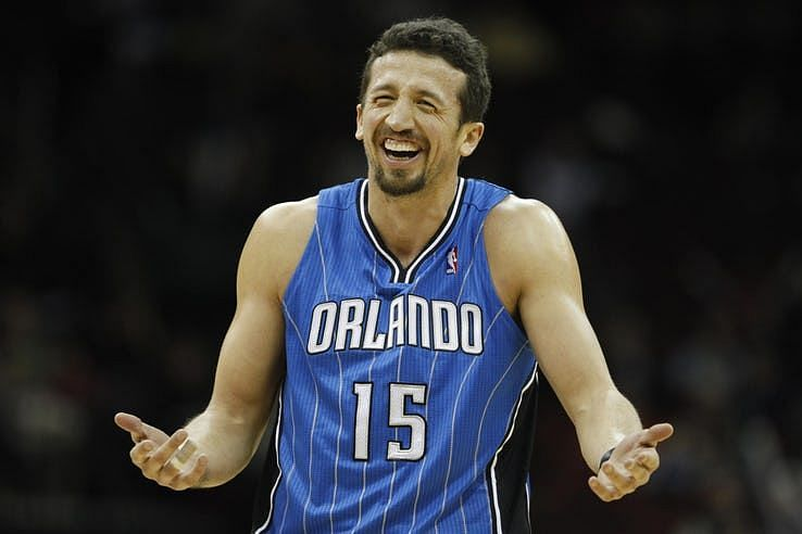 Hedo Turkoglu was drafted by the Sacramento Kings in 2000.