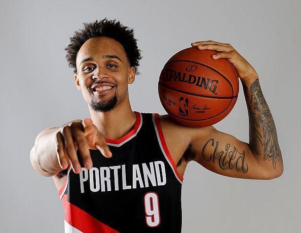 2018 NBA Rookie Photo Shoot