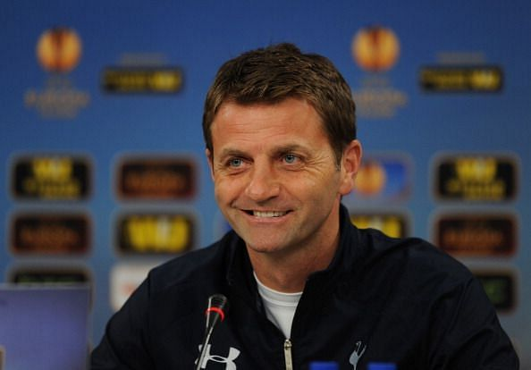 Tim Sherwood managed Tottenham for over 6 months in 2013/14 season.