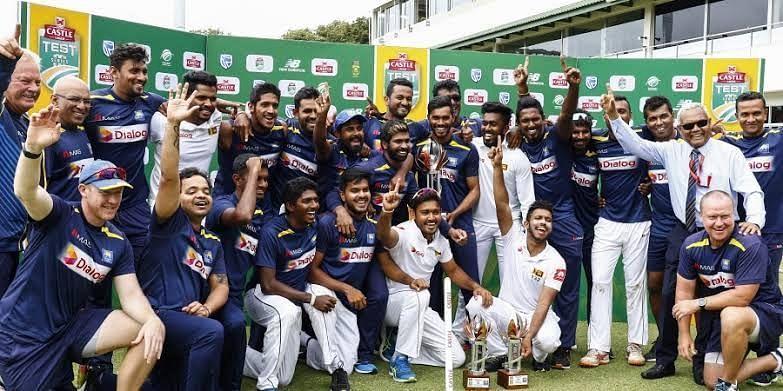 Sri Lanka aim to replicate their Test show in ODIs