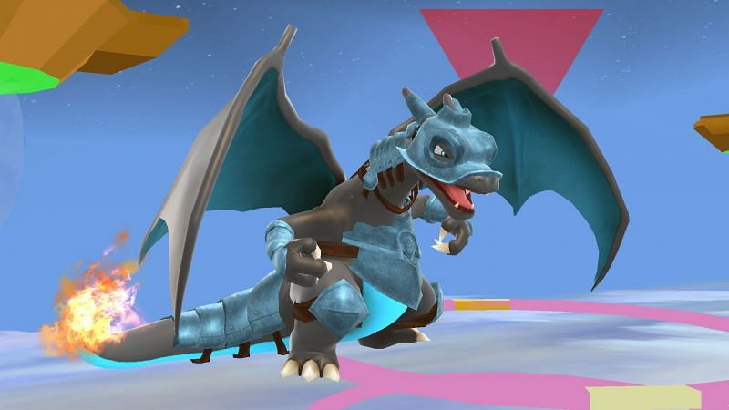 Image result for armored charizard