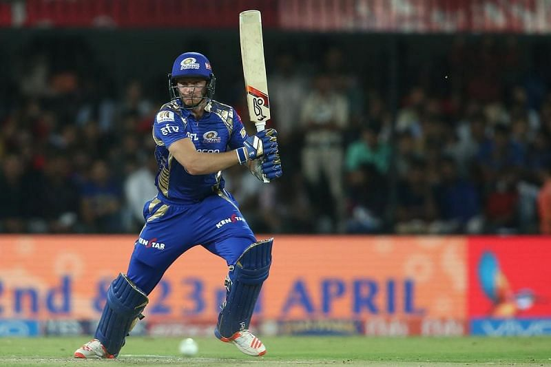 Jos Buttler played for Mumbai Indians from 2016-17