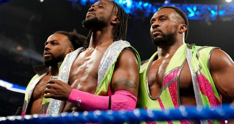 The New Day is ready to go to any extent to see their leader become the champion