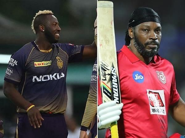 Chris Gayle is the reason why Andre Russell is so successful as a power hitter