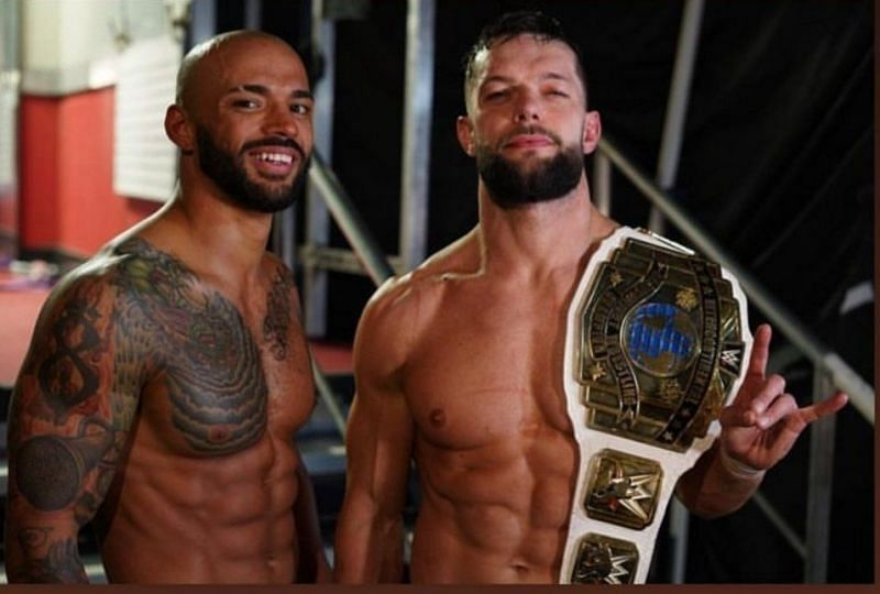 Image result for ricochet and finn balor