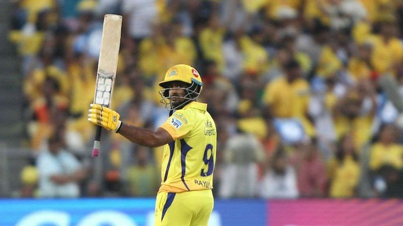 Rayudu will thank the IPL for the upward graph in his career