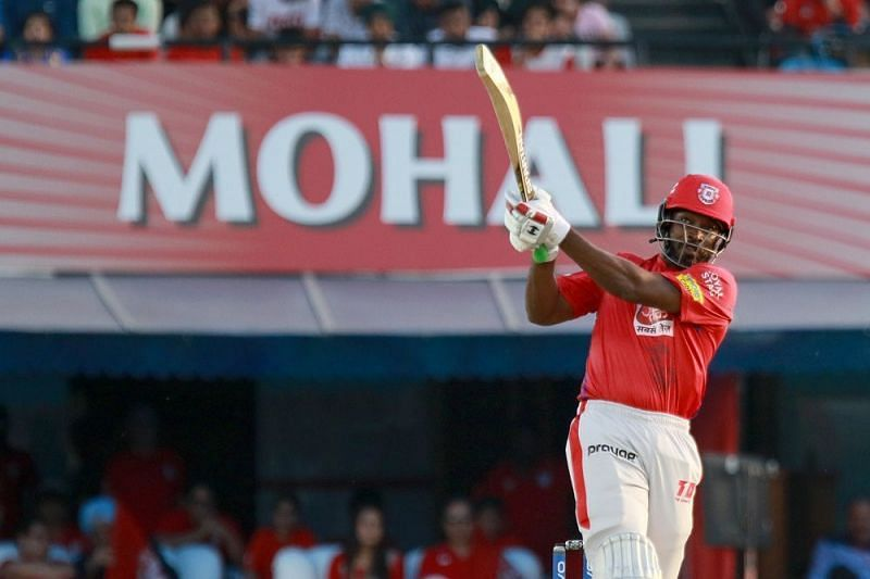 Chris Gayle now has 302 sixes in IPL (Image courtsey: BCCI/iplt20.com)
