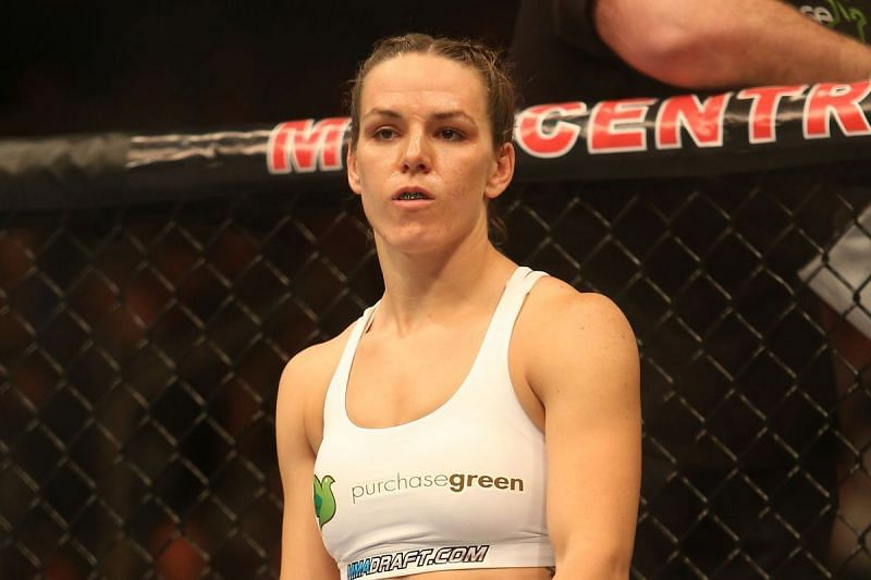 A fight between Alexis Davis and Jennifer Maia highlights the preliminary card