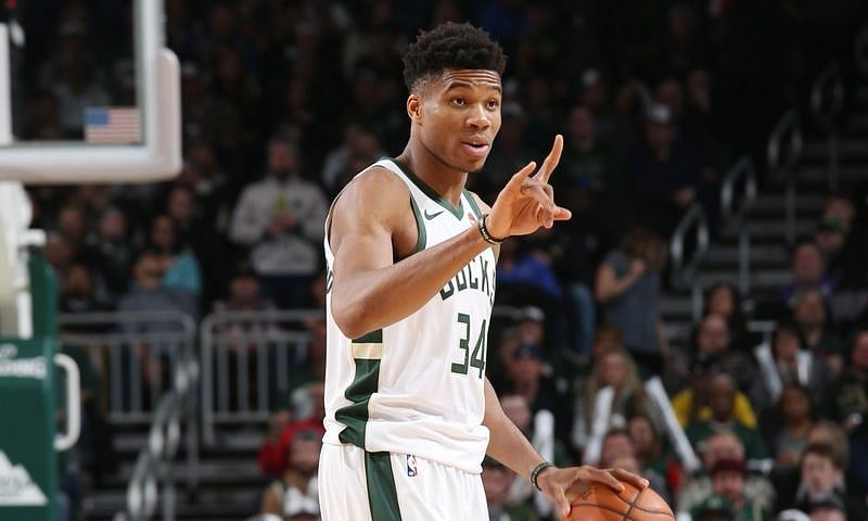 Giannis' MVP Candidate?